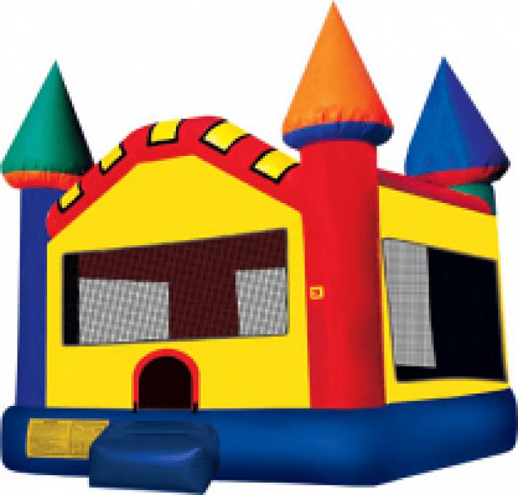 Large Castle Bounce