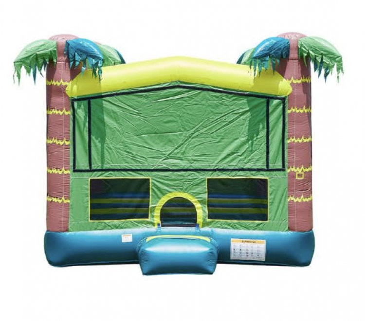 Large Tropical Bounce
