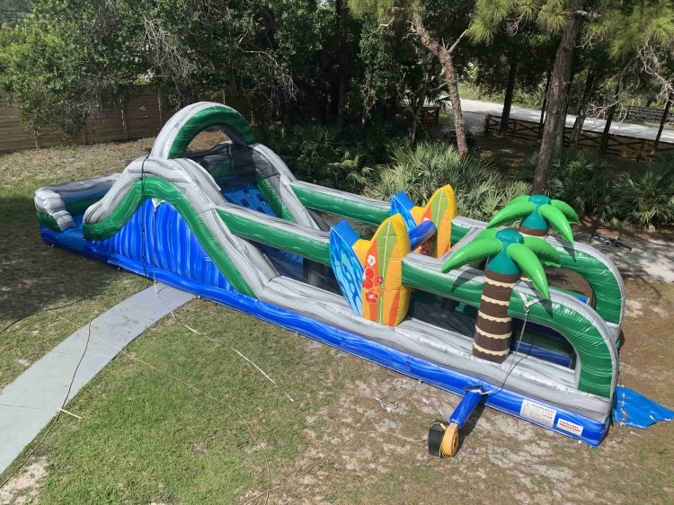 45 Ft Tropical Obstacle (Wet or Dry)